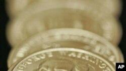 白宮宣佈停產市面流童的歷任美國總統頭像硬幣
