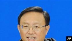 中國外長楊洁篪周三在北京與利比亞反對派特使賈布里勒會面