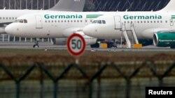 Germania Havayolu şirketi Türkiye'de THY'den daha fazla noktaya uçuyordu