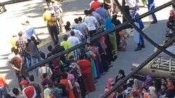 ကုိဗစ္ကာလ မေလးရွားမွာ ႐ုိဟင္ဂ်ာေတြနဲ႔ တရားမ၀င္ေနထုိင္သူေတြ ဖမ္းဆီးခံေနရ