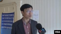 藏人行政中央外交與新聞部中文組主管索朗多吉