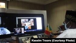 Les ministres des affaires étrangères des pays du G 5 Sahel ont tenu une vidéo conférence pour parler de la situation sécuritaire au Sahel et du COVID-19