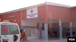 Hospital Municipal do Luquembo