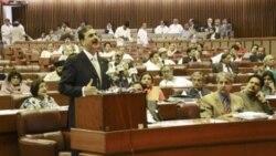 انتقاد شدید پارلمان پاکستان از حمله به اقامتگاه بن لادن