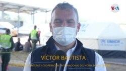 Víctor Bautista, Secretario de Fronteras y Cooperación Internacional del Norte de Santander