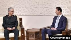 Iran Syria 20171019