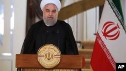 အီရန္သမၼတ Hassan Rouhani