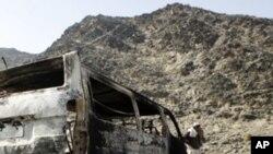افغانستان:بم دھماکے میں دو بچے ہلاک