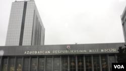 Milli Məclisin binası