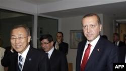 Yaşanan olaydan sonra BM Genel Sekreteri Ban Ki Moon'un Başbakan Erdoğan'dan özür dilediği bildirilmişti