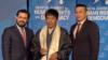 藏人导演、前政治犯日内瓦获颁勇气奖