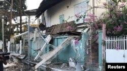 En fotos: Terremoto de magnitud 6,5 estremece Puerto Rico