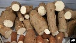 Sắn (còn gọi là khoai mì) rất giàu carbohydrate, vitamin và khoáng chất.