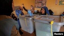 افغان انتخابات