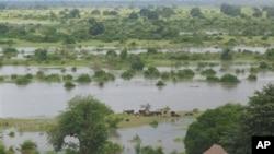 Chuva e inundações
