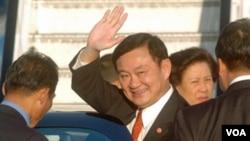 Mantan Perdana Menteri Thailand, Thaksin Shinawatra