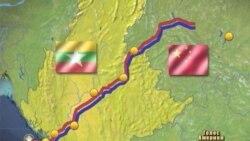 Китай прокладає газопровід через Бірму