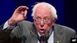Senator Bernnie Sanders nûnerê Vermont