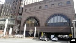 芝加哥股票交易所(2016年2月5日)