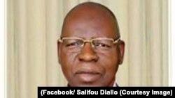 Le président de l'Assemblée nationale du Burkina Faso et chef du parti au pouvoir, Salifou Diallo, est décédé samedi à Paris à 60 ans, 19 août 2017. (Facebook/ Salifou Diallo)