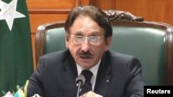 Cựu chánh án Tối cao Pháp viện Iftikhar Mohammad Chaudhry