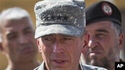 General David Petraeus (file)