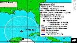 Hurricane Ida Comes Ashore in Nicaragua