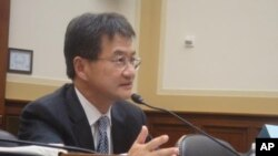 Joseph Yun, deputy assistant secretary of state for East Asia and Pacific Affairs.