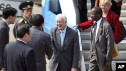 Jimmy Carter: Coreia do Norte quer dialogar