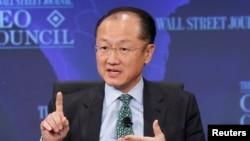 김용 세계은행 총재 (자료사진)
