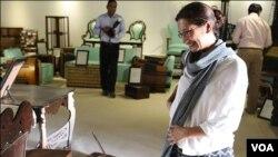 کراچی میں تاریخی پس منظر رکھنے والے فرنیچر کی منفرد نمائش