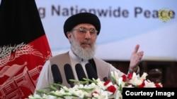 رهبر حزب اسلامی از ماه می به این طرف در کابل به سر میبرد