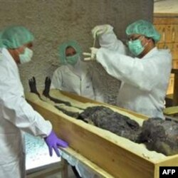 Airport Security Idea Takes Flight in Study of Mummies and Diseases