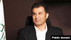 امیر افراسیابی رئیس شورای شهر لواسان