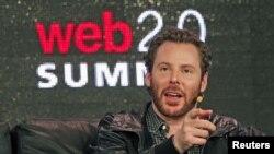 شان پارکر، کارآفرین آمریکایی و مدیر سابق فیسبوک
