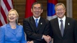 کلینتون: حل صلحجویانه اختلافات در دریای چین جنوبی به نفع امنیت ملی آمریکا است