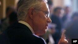 Лидер большинства в Сенате Гарри Рид
