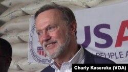 Tibor Nagy (VOA/Charly Kasereka)