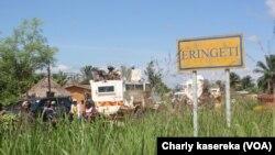 La ville d'Erengeti est l'objet d'attaques répétées des combattants musulmans des ADF, dans la région de Beni, dans l'Est de la RDC. (VOA / Charly Kasereka)