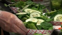 School Lunches Join Farm-to-Table Trend