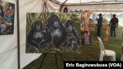 Gorilla Naming Ceremony in Rwanda on September 4, 2015