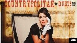 """Del në treg albumi i këngëtares Anna Wilson """"Countrypolitan duets"""""""