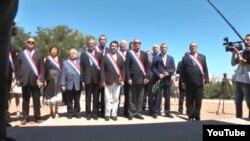 Французские депутаты в Крыму. Июль 2015.
