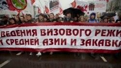 Rossiyada o'zbeklar o'ldirilmoqda, hukumat befarq/Malik Mansur