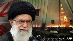 Духовний лідер Ірану аятола Хаменеї