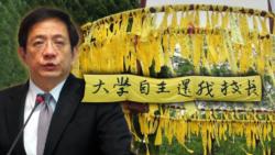 """海峡论谈:台湾""""新五四运动""""的反思"""
