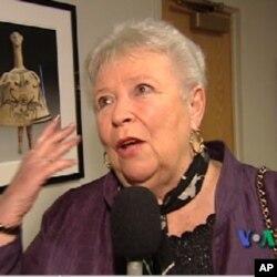 Ντόροθυ Φέλλαν, γιαγιά της Μωρήν