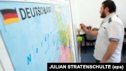 Seorang pencari suaka asal Timur Tengah di Hanover, Jerman (foto: ilustrasi).