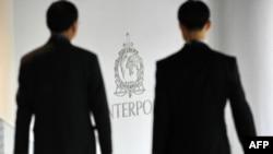 Kantor Interpol Global Complex di Singapura, 13 April 2015. (Foto: AFP)
