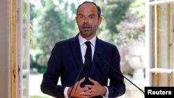 Perdana Menteri Perancis Edouard Philippe (foto: dok).